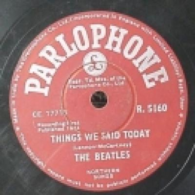 If I Fell - The Beatles : les secrets de l'album (paroles, tablature)