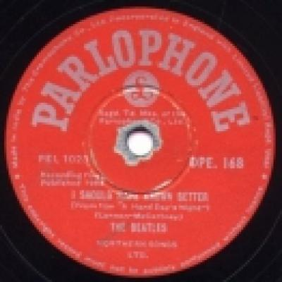 I'm Happy Just to Dance With You - The Beatles : les secrets de l'album (paroles, tablature)