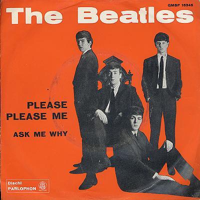 Please Please Me  - The Beatles : les secrets de l'album (paroles, tablature)