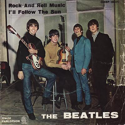 Rock And Roll Music - The Beatles : les secrets de l'album (paroles, tablature)