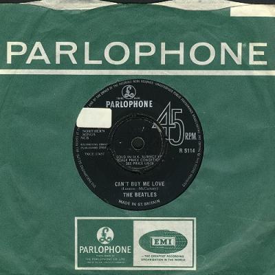 Can't Buy Me Love - The Beatles : les secrets de l'album (paroles, tablature)
