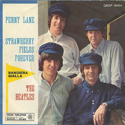 Strawberry Fields Forever  - The Beatles : les secrets de l'album (paroles, tablature)
