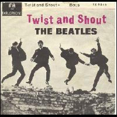 Twist And Shout  - The Beatles : les secrets de l'album (paroles, tablature)