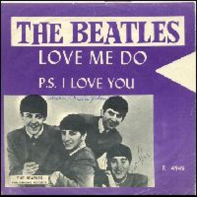 Love Me Do - The Beatles : les secrets de l'album (paroles, tablature)