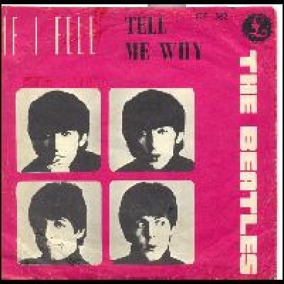 If I Fell  - The Beatles : les secrets de l'album (paroles, tablature)