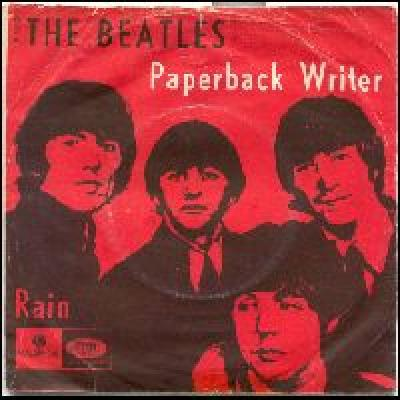 Paperback Writter  - The Beatles : les secrets de l'album (paroles, tablature)