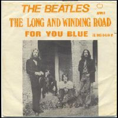 The Long And Winding Road  - The Beatles : les secrets de l'album (paroles, tablature)