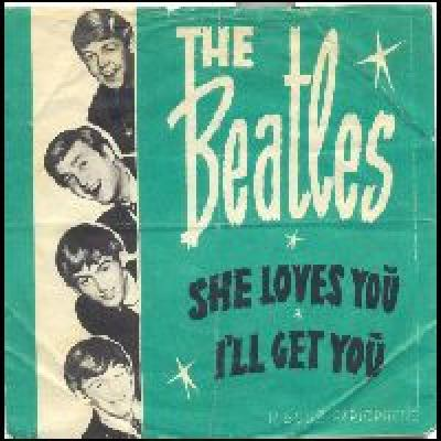 She Loves You  - The Beatles : les secrets de l'album (paroles, tablature)