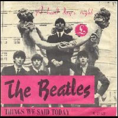 A Hard Day's Night  - The Beatles : les secrets de l'album (paroles, tablature)