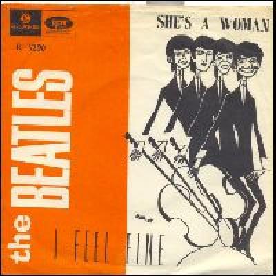 I Feel Fine - The Beatles : les secrets de l'album (paroles, tablature)