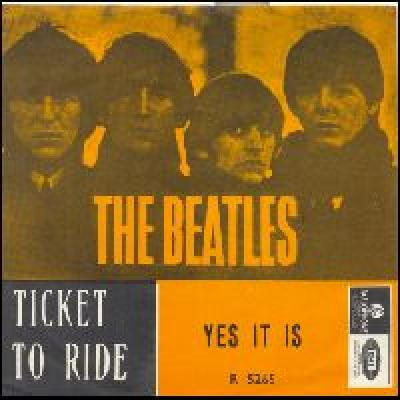 Ticket To Ride  - The Beatles : les secrets de l'album (paroles, tablature)