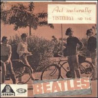 Act Naturally  - The Beatles : les secrets de l'album (paroles, tablature)