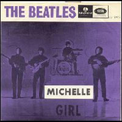Michelle - The Beatles : les secrets de l'album (paroles, tablature)