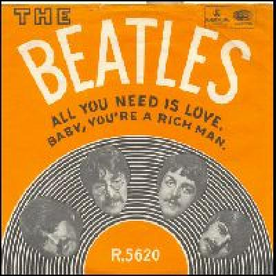 All You Need Is Love - The Beatles : les secrets de l'album (paroles, tablature)