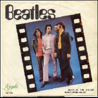 Back In The USSR - The Beatles : les secrets de l'album (paroles, tablature)