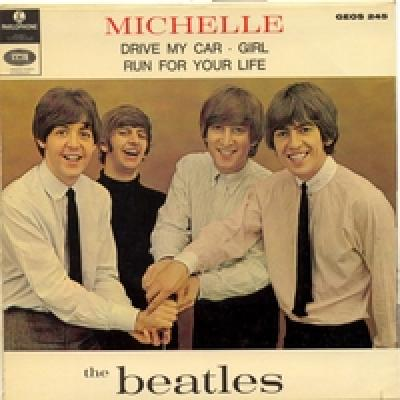 Michelle - The Beatles : les secrets de l'album (paroles, tablature)