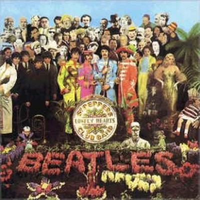 Sergeant Pepper's Lonely Hearts Club Band - The Beatles : les secrets de l'album (paroles, tablature)