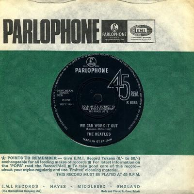 Day Tripper - The Beatles : les secrets de l'album (paroles, tablature)