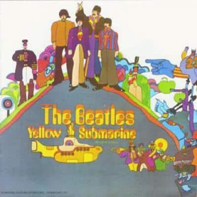 Yellow Submarine - The Beatles : les secrets de l'album (paroles, tablature)