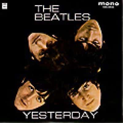YESTERDAY - The Beatles : les secrets de l'album (paroles, tablature)