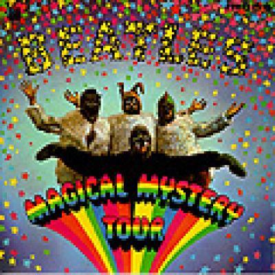 MAGICAL MYSTERY TOUR - The Beatles : les secrets de l'album (paroles, tablature)