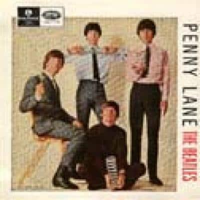 PENNY LANE - The Beatles : les secrets de l'album (paroles, tablature)