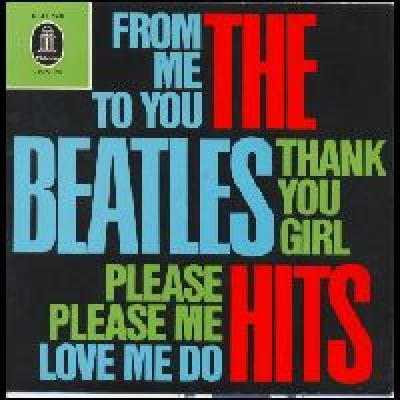 From Me To You / Thank You Girl / Please Please Me / Love Me Do - The Beatles : les secrets de l'album (paroles, tablature)