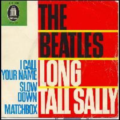 Long Tall Sally / I Call Your Name / Slow Down / Matchbox - The Beatles : les secrets de l'album (paroles, tablature)