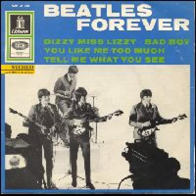 Dizzy Miss Lizzy / You Like Me Too Much / Bad Boy / Tell Me What You See - The Beatles : les secrets de l'album (paroles, tablature)