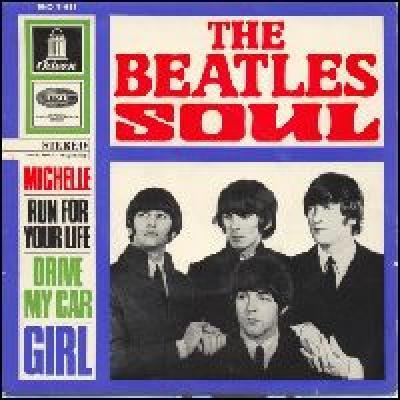 Michelle / Run For Your Life / Drive My Car / Girl - The Beatles : les secrets de l'album (paroles, tablature)
