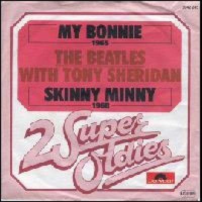 My Bonnie / Skinny Minny - The Beatles : les secrets de l'album (paroles, tablature)