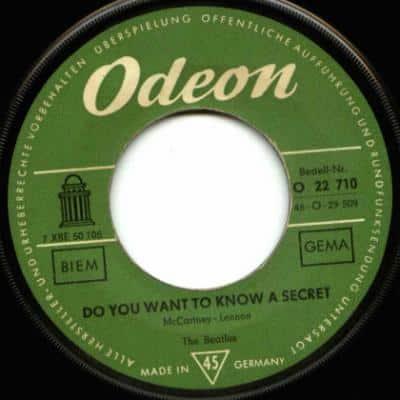 Do You Want To Know A Secret / Little child - The Beatles : les secrets de l'album (paroles, tablature)