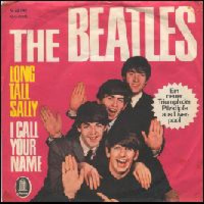 Long Tall Sally / I Call Your Name - The Beatles : les secrets de l'album (paroles, tablature)