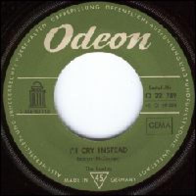 I'll Cry Instead / A taste of honey - The Beatles : les secrets de l'album (paroles, tablature)