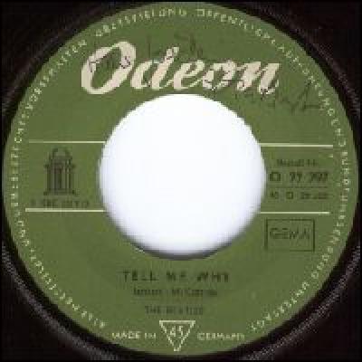 Tell Me Why / If I fell - The Beatles : les secrets de l'album (paroles, tablature)