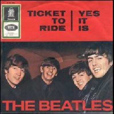 Ticket To Ride / Yes It Is Odeon - The Beatles : les secrets de l'album (paroles, tablature)