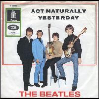Act Naturally / Yesterday - The Beatles : les secrets de l'album (paroles, tablature)