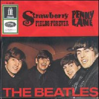 Strawberry Fields Forever / Penny Lane - The Beatles : les secrets de l'album (paroles, tablature)