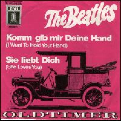 Komm Gib Mir Deine Hand / Sie Liebt Dich - The Beatles : les secrets de l'album (paroles, tablature)
