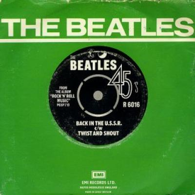 Back In The U.S.S.R. - The Beatles : les secrets de l'album (paroles, tablature)