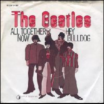 All Together Now / Hey Bulldog - The Beatles : les secrets de l'album (paroles, tablature)
