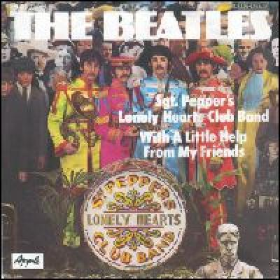 Sgt. Pepper's Lonely Hearts Club Band / With A Little Help From My Friends  - The Beatles : les secrets de l'album (paroles, tablature)