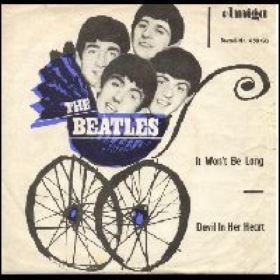 It Won't Be Long / Devil In Her Heart - The Beatles : les secrets de l'album (paroles, tablature)
