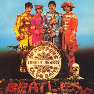 Sgt.Pepper's/With A Little Help - The Beatles : les secrets de l'album (paroles, tablature)