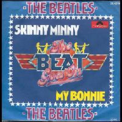 Skinny Minny / My Bonnie - The Beatles : les secrets de l'album (paroles, tablature)