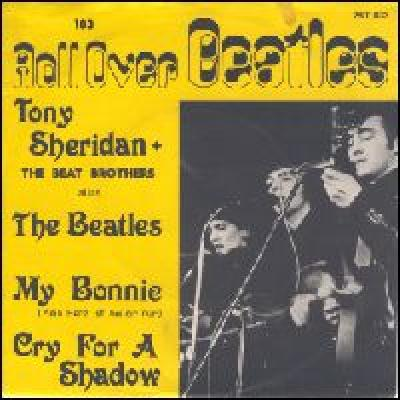 My Bonnie / Cry For A Shadow - The Beatles : les secrets de l'album (paroles, tablature)