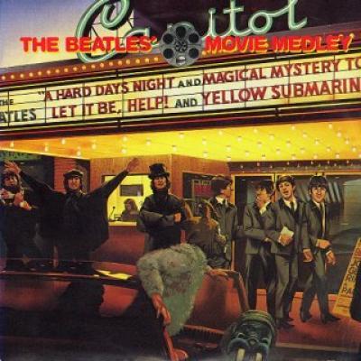 Movie Medley - The Beatles : les secrets de l'album (paroles, tablature)
