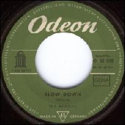 Slow Down / I'm happy just to dance with you - The Beatles : les secrets de l'album (paroles, tablature)
