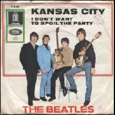 Kansas City / I Don't Want To Spoil The Party - The Beatles : les secrets de l'album (paroles, tablature)