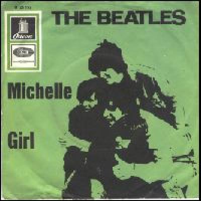 Michelle / Girl - The Beatles : les secrets de l'album (paroles, tablature)